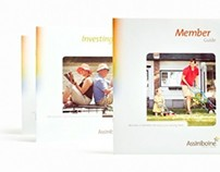 Brochure Series, MR Logo, and Welcome Package