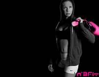 NBFIT LOGO & SHOOT