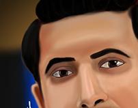 mr ahmed hassan portrait
