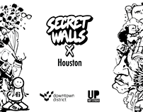 Secret Walls x Houston