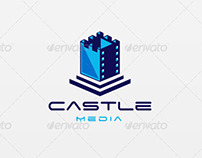 Castle Media - Logo Template