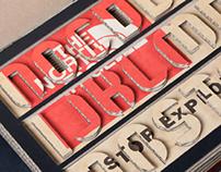 Tool Box - Gonggoo Font (Red Ver.)