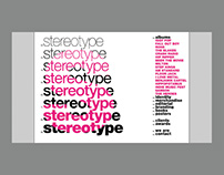 Stereotype-Design