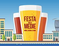 Immagine coordinata | Evento  birra, cucina e show