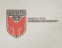 FUCHSBAU – Logo & Konzeptentwicklung