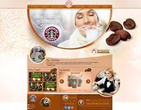Kahve İşletme Sektörü Web Sitesi