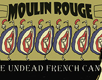 The Undead French Can Can