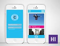 Hyper Island Check-In App