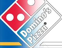 Domino's Pizza Signage