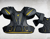 EASTON LAX- Protective,Gloves & Bag (Product Developer)