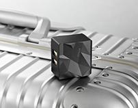 Otisan Reflex- Aluminium USB Adapter