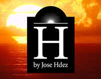 Sunset At The Hotel by Jose Hdez