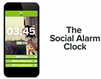 SpotMeUp - The Spotify Social Alarm Clock