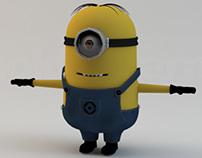 Minion 3D