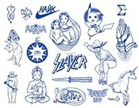 New Occult Tattoo