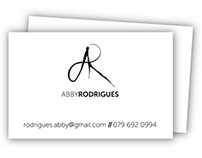 Abby Rodrigues | Corporate Identity