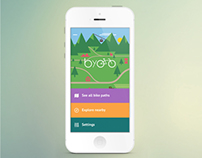 ByByke_New app for tourism