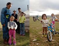 Visiting Mongolia