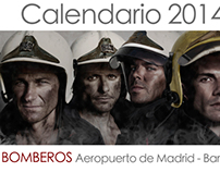 Firefighters Calender 2014