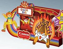 Paper Circus • Canon / 2009
