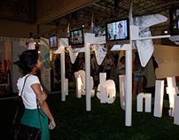 CPUT stand design | Design Indaba 2011