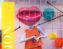 Arise Magazine | publication design