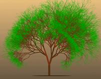 Recursive Tree