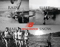 New Balance - No Excuses