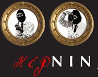 Hep Ninjas Logo