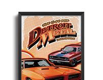 Car Show Event Poster