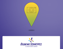 Orangina Scheppes - Location App / Work in progress
