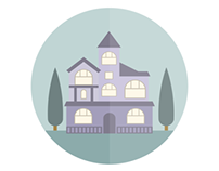 house design I {flat + isometric}