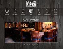 Moon River Brewing Company Web site redesign