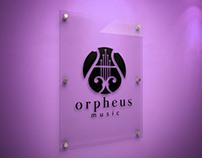 """Diseño de Logotipo para """"Orpheus"""""""