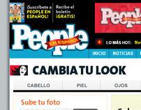 People Magazine Makeover Tool (spanish version)