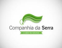 Proposta de redesign - Companhia da Serra