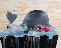 Grumpy Whale