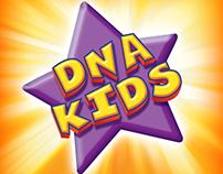 DNA Kids Branding