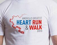 Heart Run and Walk