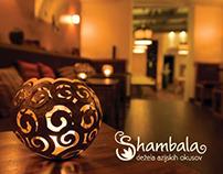 Shambala Asian Restaurant - Interior design