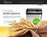 Sana Smart Bread Maker
