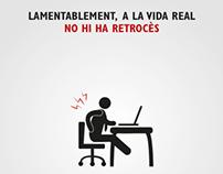 Linea Gràfica Guanyadora Riscos Laborals Generalitat
