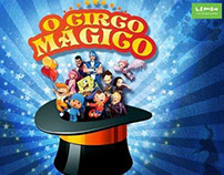 """El Festival del Clan 2011  """"El Circo Mágico"""""""