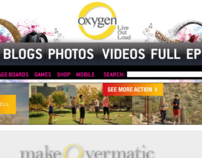 Oxygen's makeOvermatic