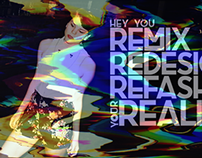 Art work // REmix.REdesign.REfashion your REality