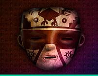 Digital Art | Máscaras de Chancay