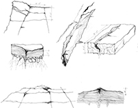 Hand drawings - Crack Project
