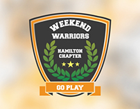 Weekend Warriors Identity