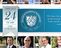 CBT College 24th Anniversary