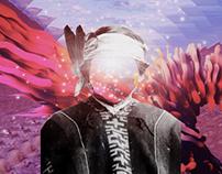 ▲ Collage Art Vision